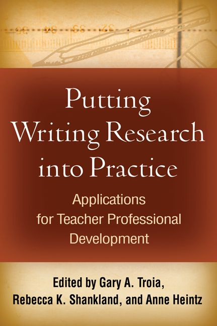 Putting Writing Research into Practice By:
