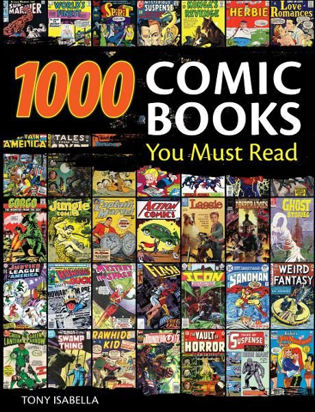 1, 000 Comic Books You Must Read