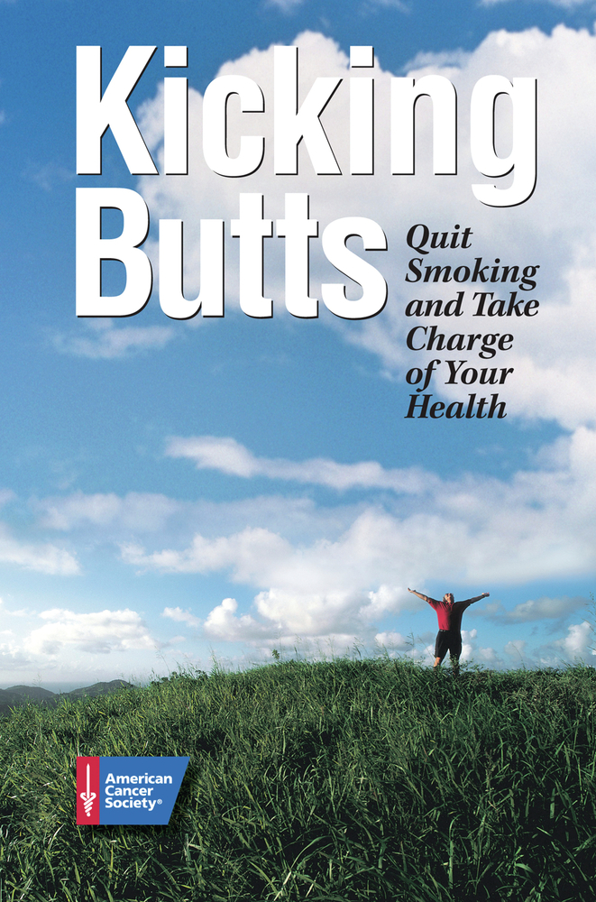 Kicking Butts By: American Cancer Society