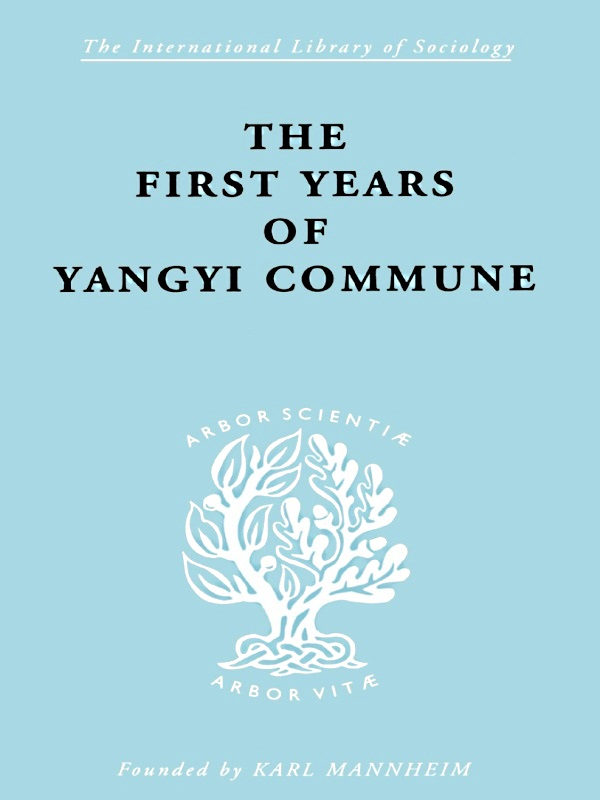 First Years of Yangyi Commune