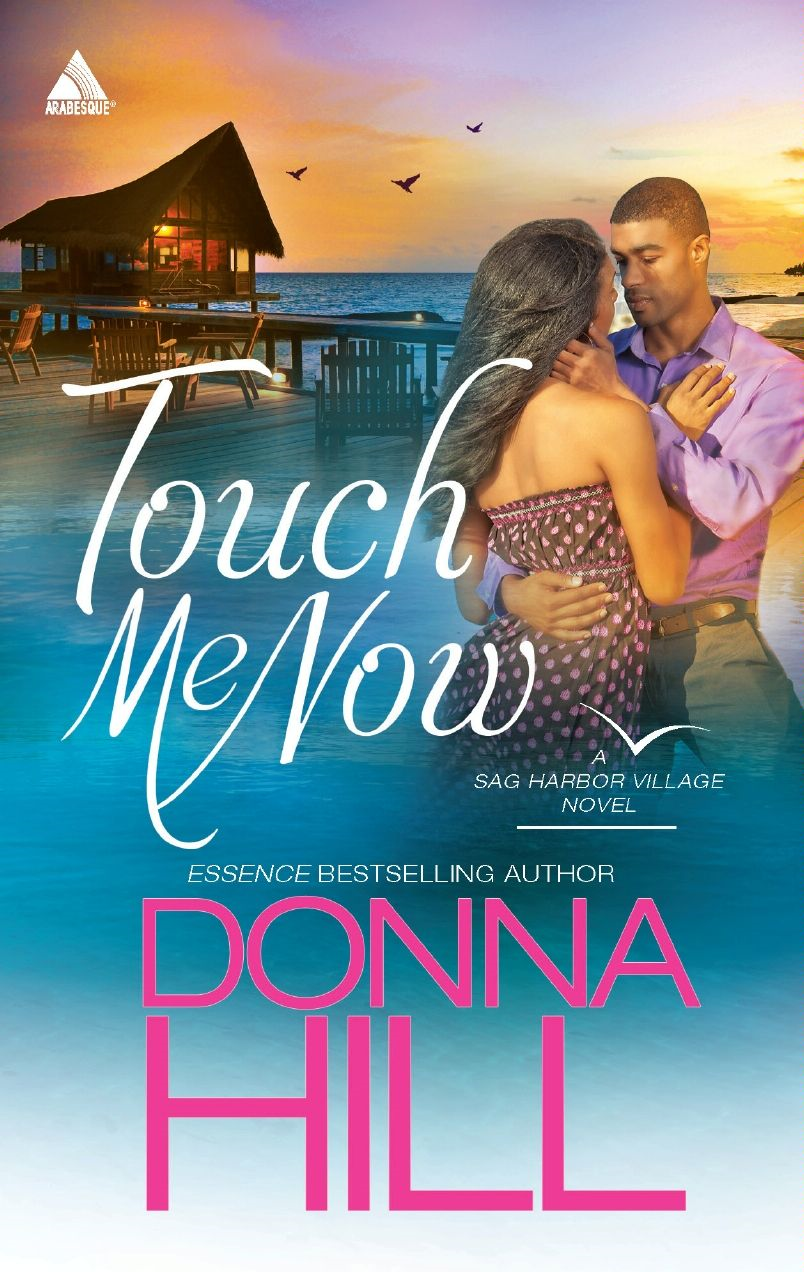 Touch Me Now By: Donna Hill