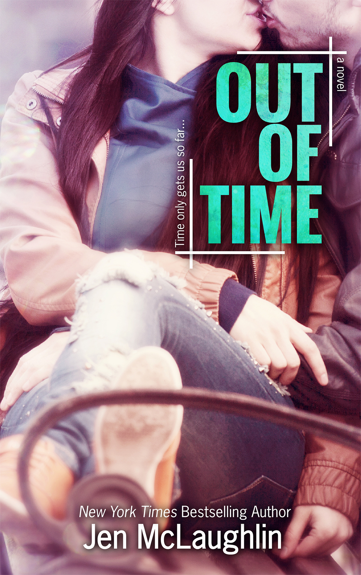 Jen McLaughlin - Out of Time (Out of Line #2)