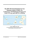 The 2007-2012 World Outlook For New Stationary Rotary-Positive Air Compressors With Discharge Pressure Of At Least 51 P.S.I.G. A