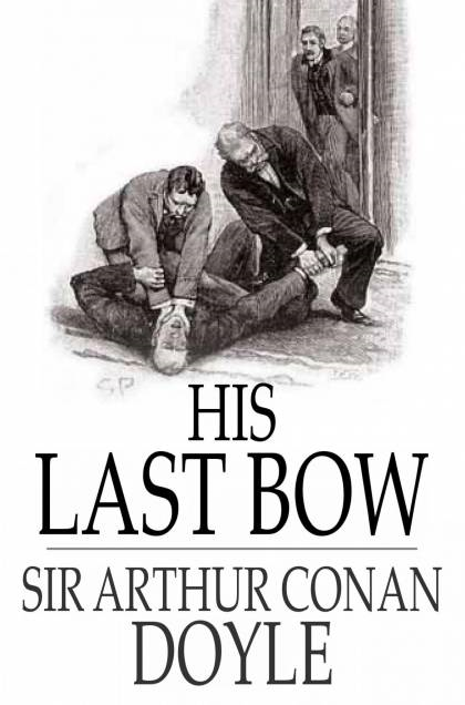 Cover Image: His Last Bow