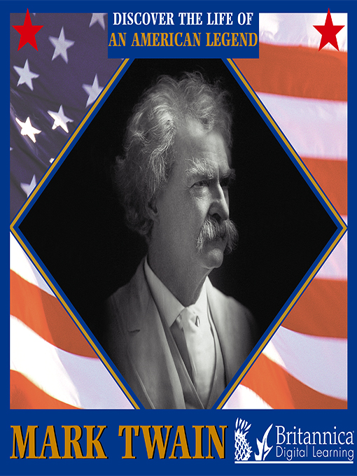 a biography of mark twain an american author