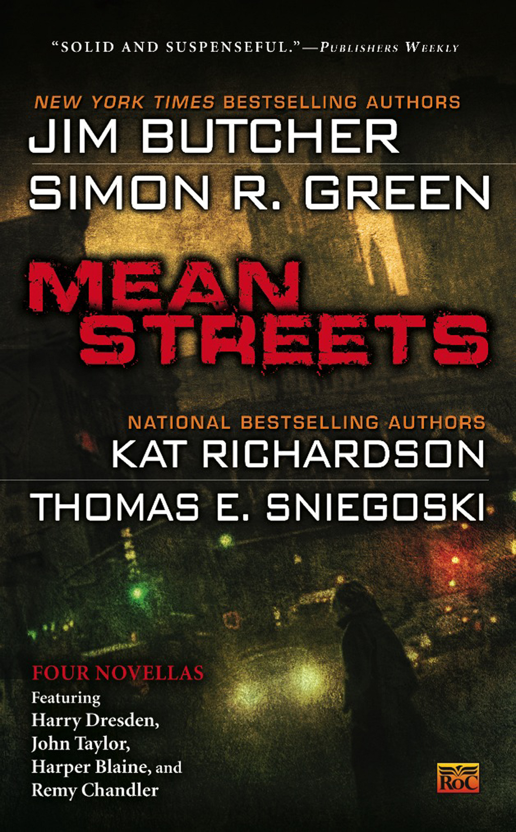 Mean Streets By: Jim Butcher,Kat Richardson