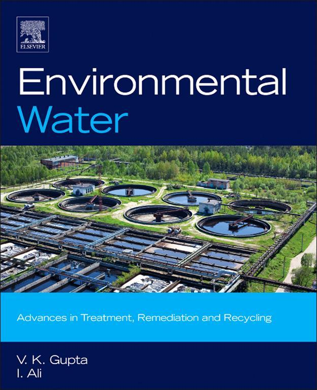 Environmental Water By: Imran Ali,V.K. Gupta