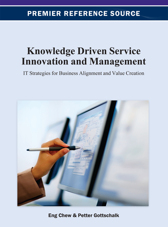 Knowledge Driven Service Innovation and Management
