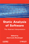 Static Analysis Of Software: