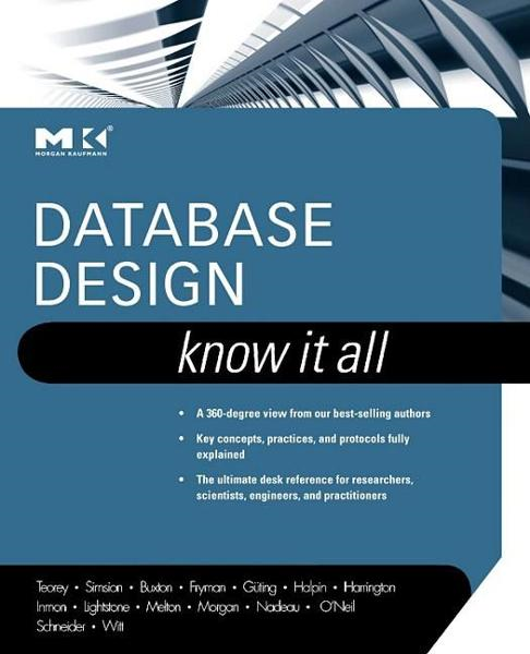 Database Design: Know It All Know It All