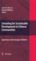 Schooling For Sustainable Development In Chinese Communities: