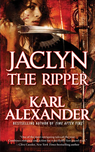 Jaclyn the Ripper By: Karl Alexander