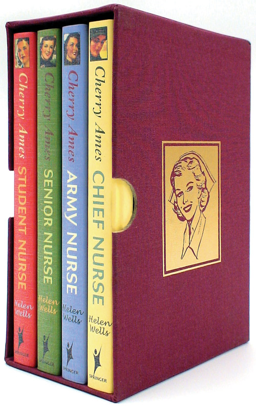 Cherry Ames Boxed Set 1-4 By: Helen Wells