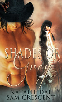 Shades of Grey By: Natalie Dae,Sam Crescent