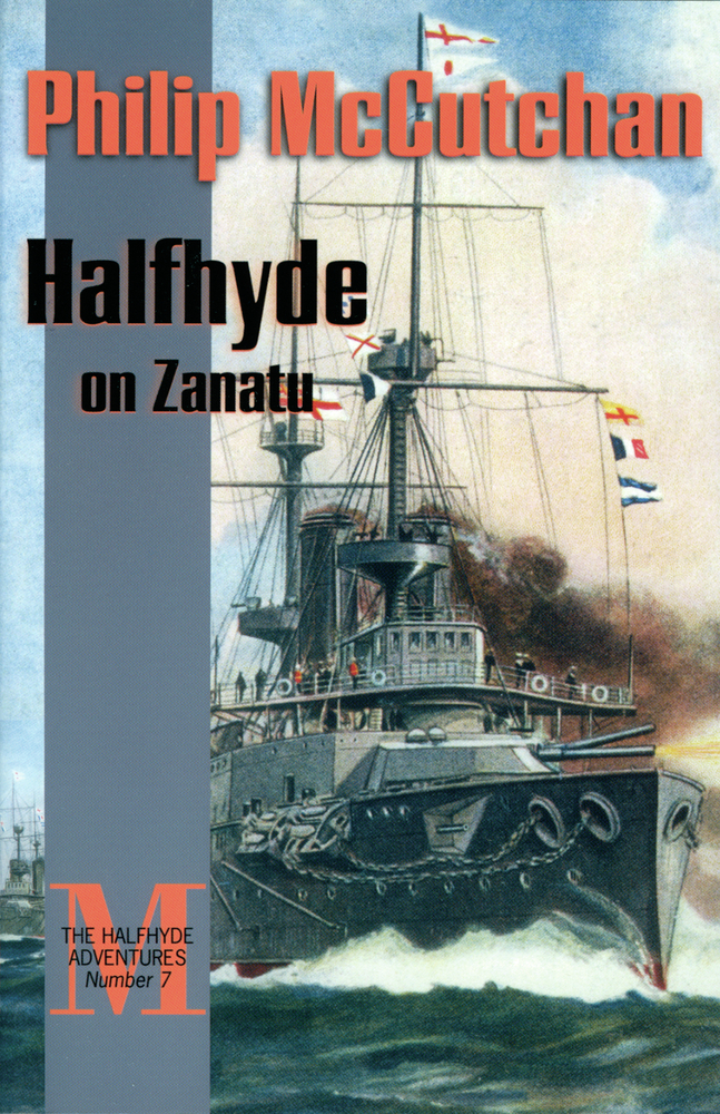 Halfhyde on Zanatu By: Philip McCutchan
