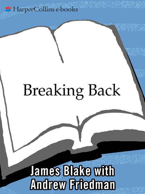 Breaking Back By: James Blake