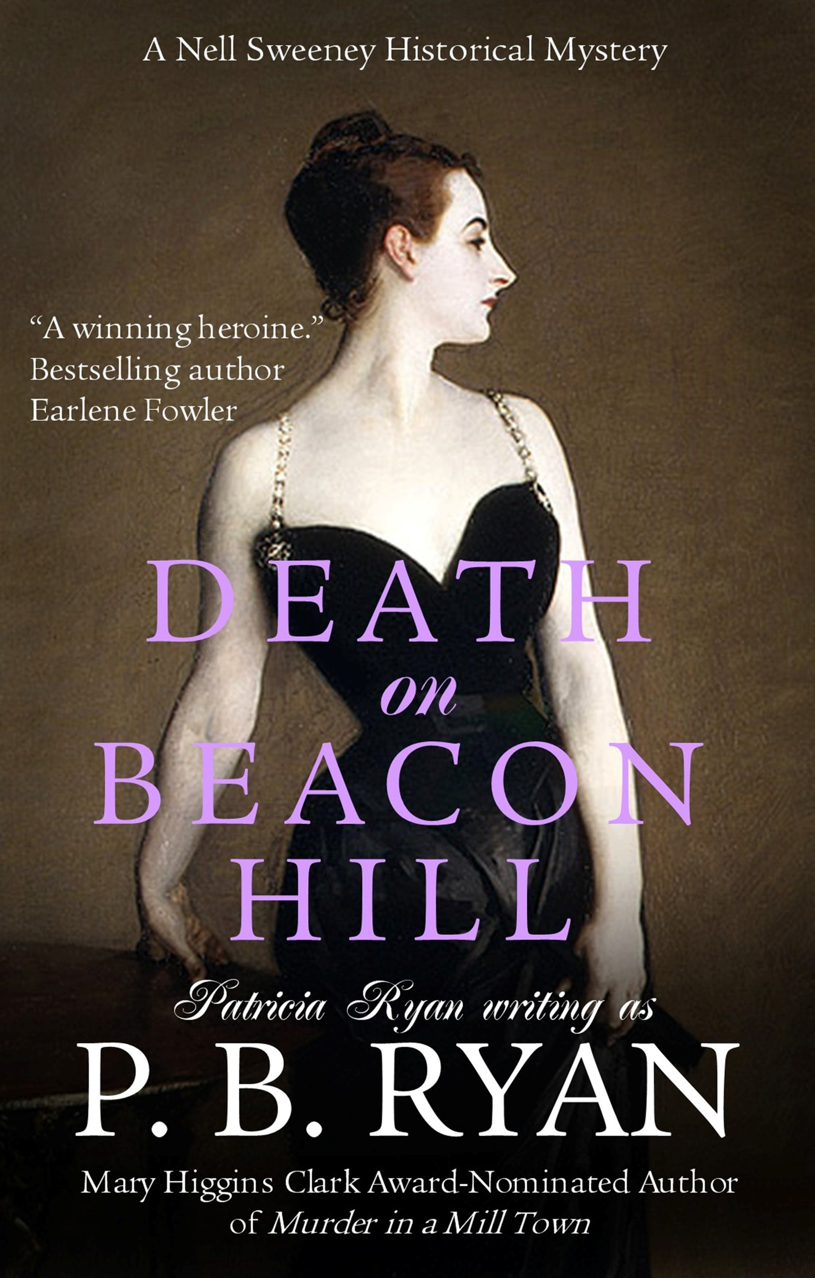 Death on Beacon Hill (Nell Sweeney Mystery Series, Book 3) By: P.B. Ryan