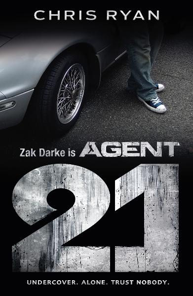 Agent 21 By: Chris Ryan