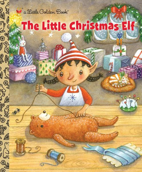 The Little Christmas Elf By: Nikki Shannon Smith,Susan Mitchell