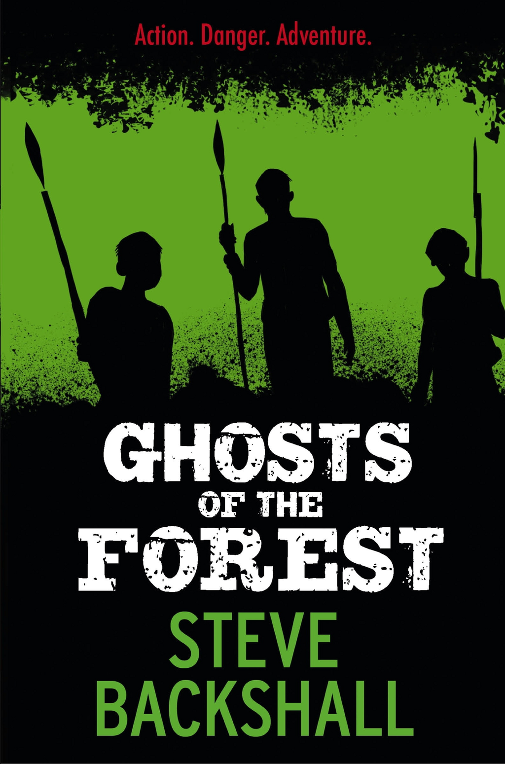 Ghosts of the Forest (Falcon Chronicles 2)