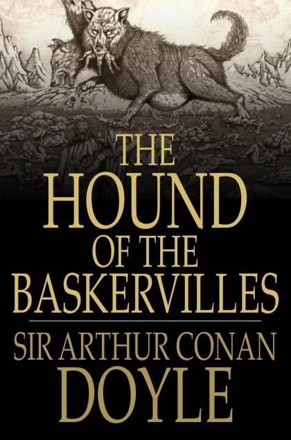 Cover Image: The Hound of the Baskervilles