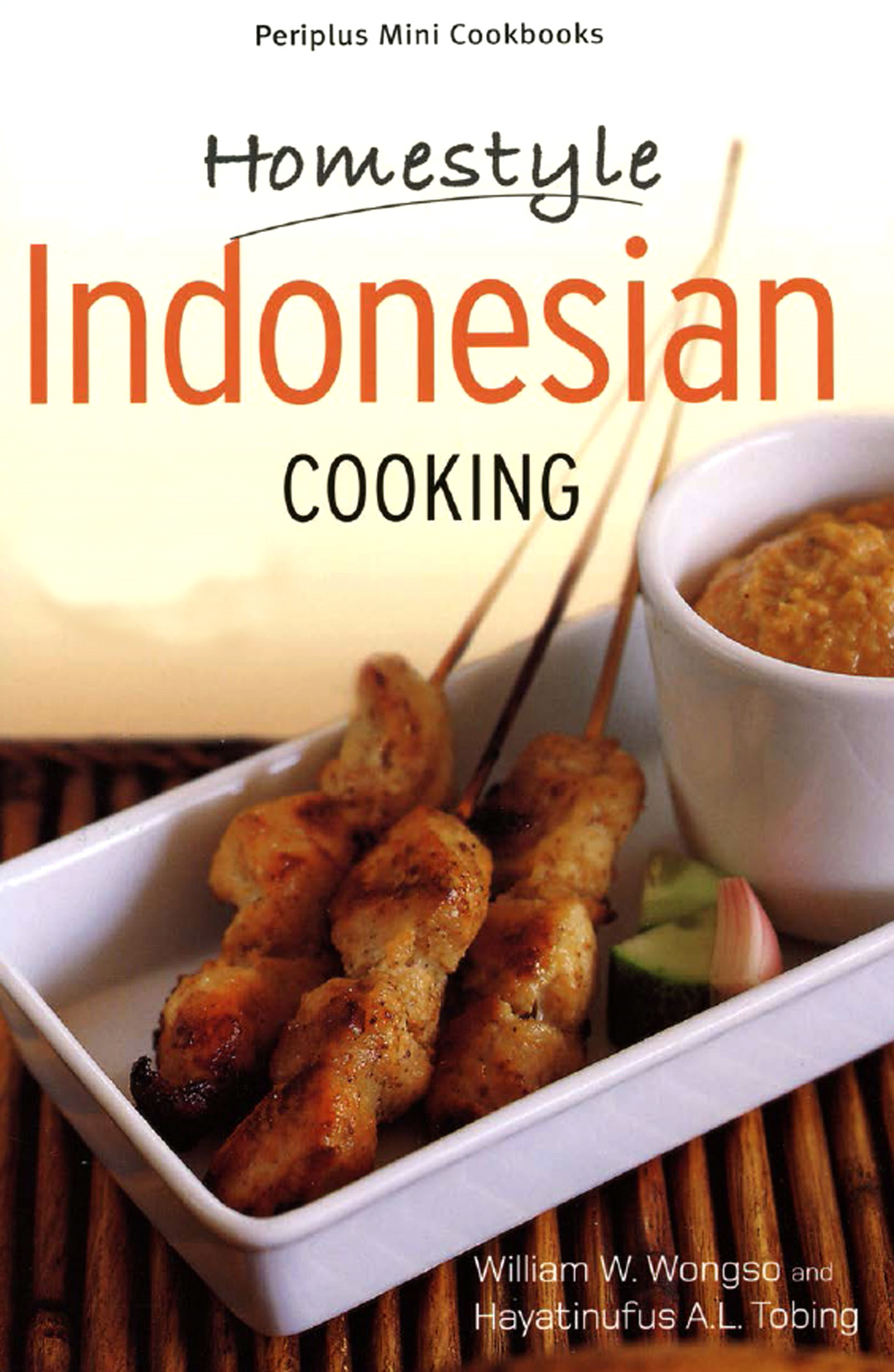 Homestyle Indonesian Cooking