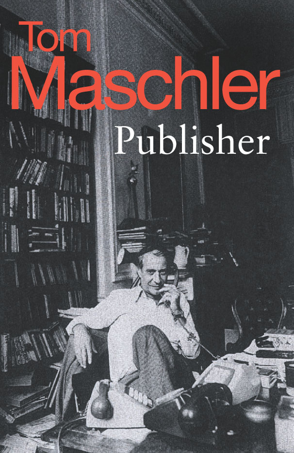 Publisher By: Tom Maschler