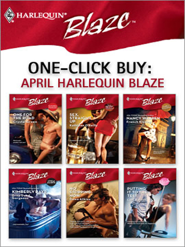 One-Click Buy: April Harlequin Blaze
