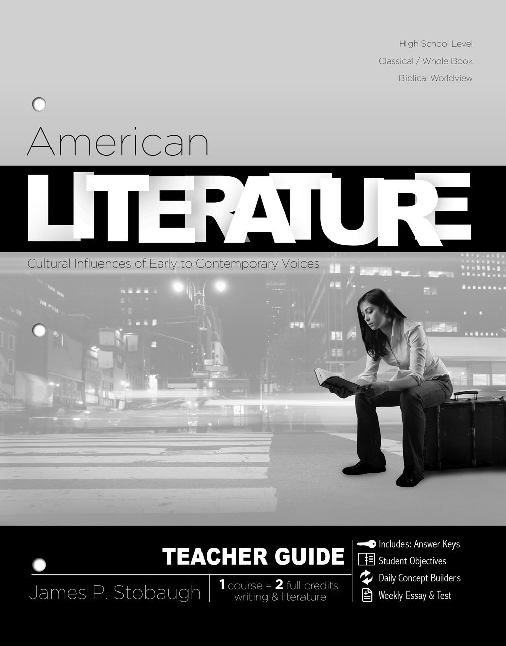 American Literature-Teacher