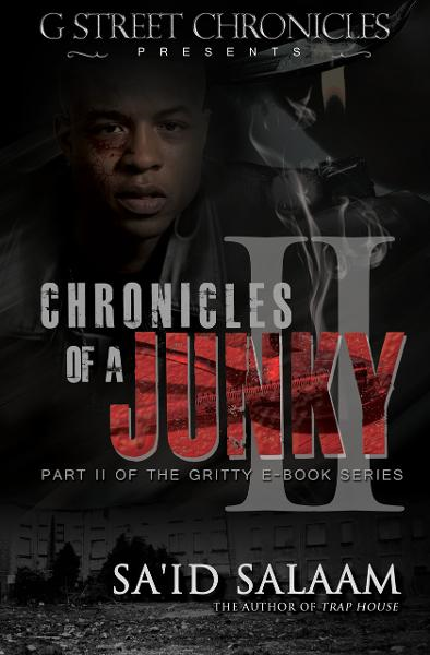 Chronicles of a Junky II (Short Story Ebook Series) By: Sa'id Salaam