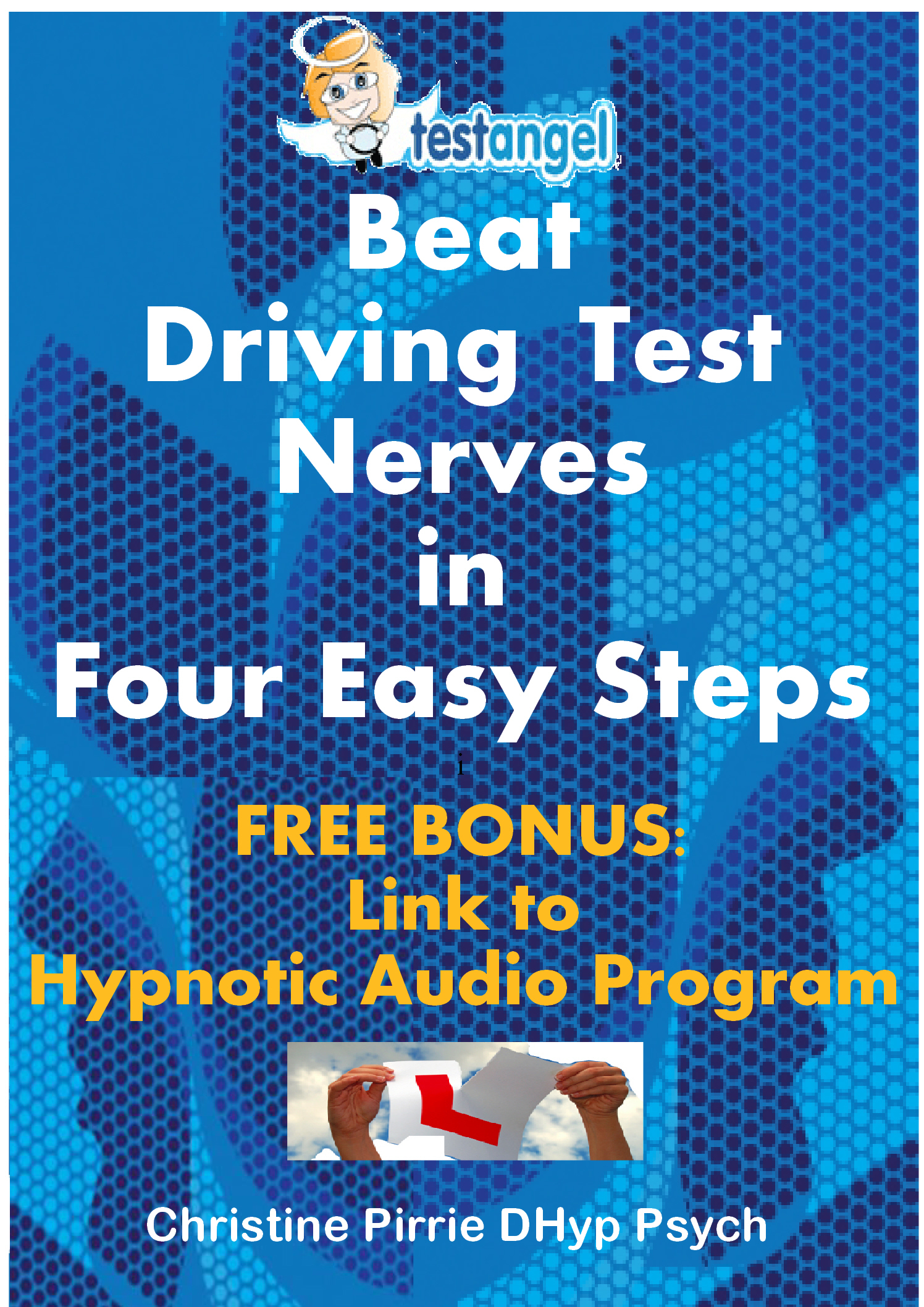 Beat Driving Test Nerves in Four Easy Steps