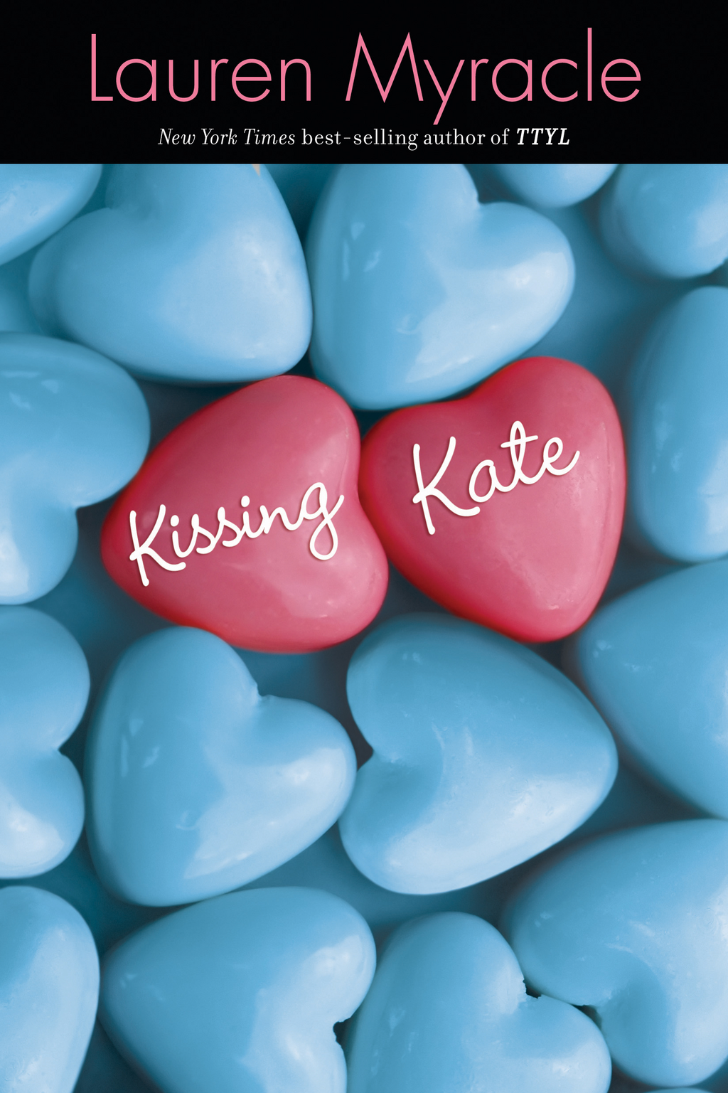 Kissing Kate By: Lauren Myracle