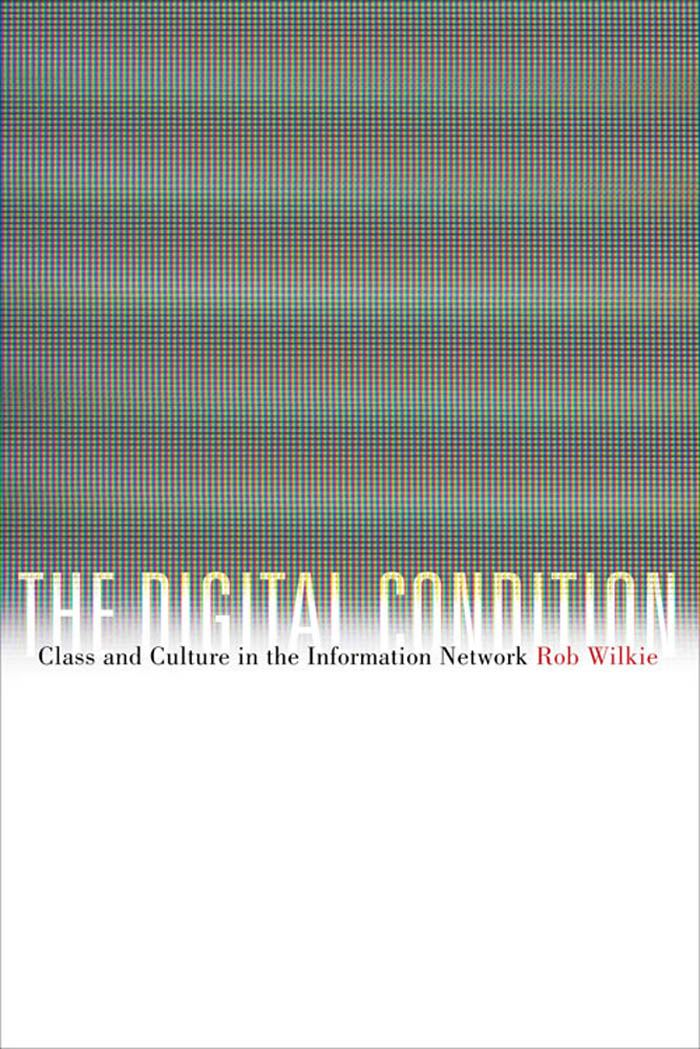 The Digital Condition : Class and Culture in the Information Network