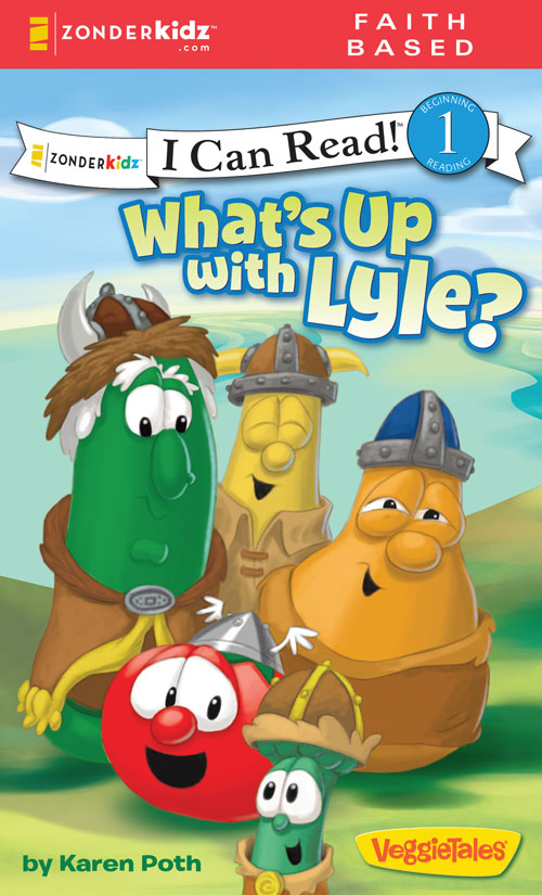 READ and HEAR edition: What's Up with Lyle? / VeggieTales  / I Can Read!