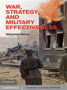the effectiveness of military strategies of