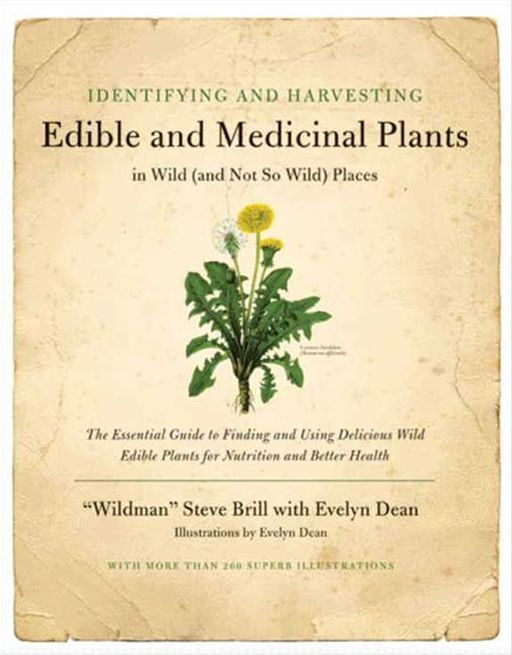 Identifying & Harvesting Edible and Medicinal Plants By: Evelyn Dean,Steve Brill