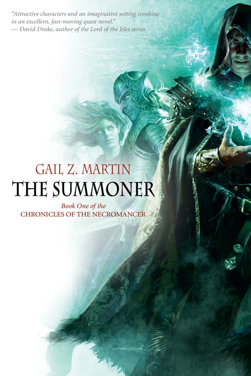 The Summoner By: