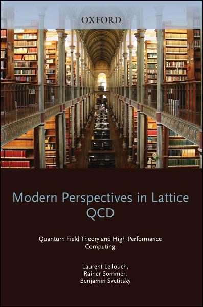Modern Perspectives in Lattice QCD: Quantum Field Theory and High Performance Computing: Lecture Notes of the Les Houches Summer School: Volume 93,  Au
