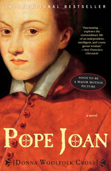 Pope Joan By: Donna Woolfolk Cross