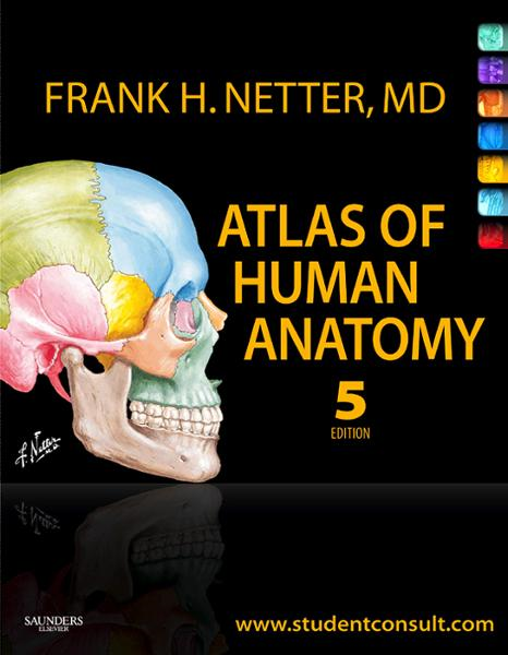 Atlas of Human Anatomy By: Frank H. Netter