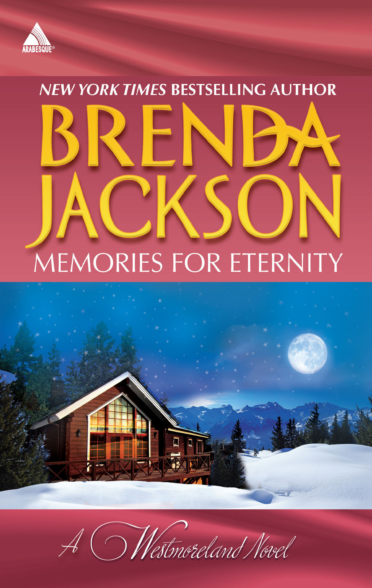 Memories for Eternity By: Brenda Jackson