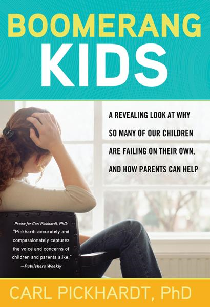 download Boomerang Kids: A Revealing Look at Why So Many of Our Children Are Failing on Their Own, and How Parents Can Help book