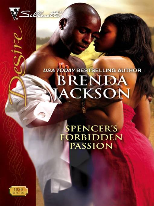 Spencer's Forbidden Passion By: Brenda Jackson