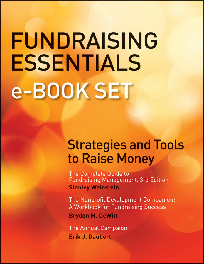 Fundraising Essentials e-book Set
