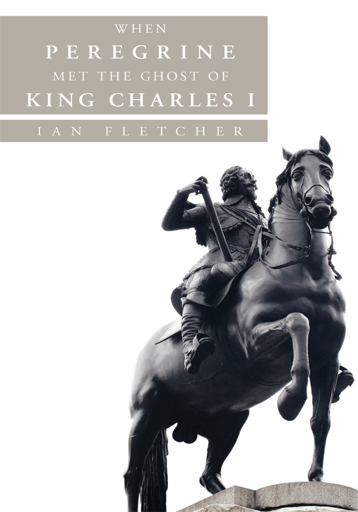 When Peregrine met the Ghost of King Charles I