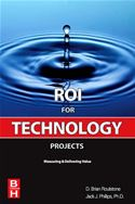download ROI for Technology Projects book