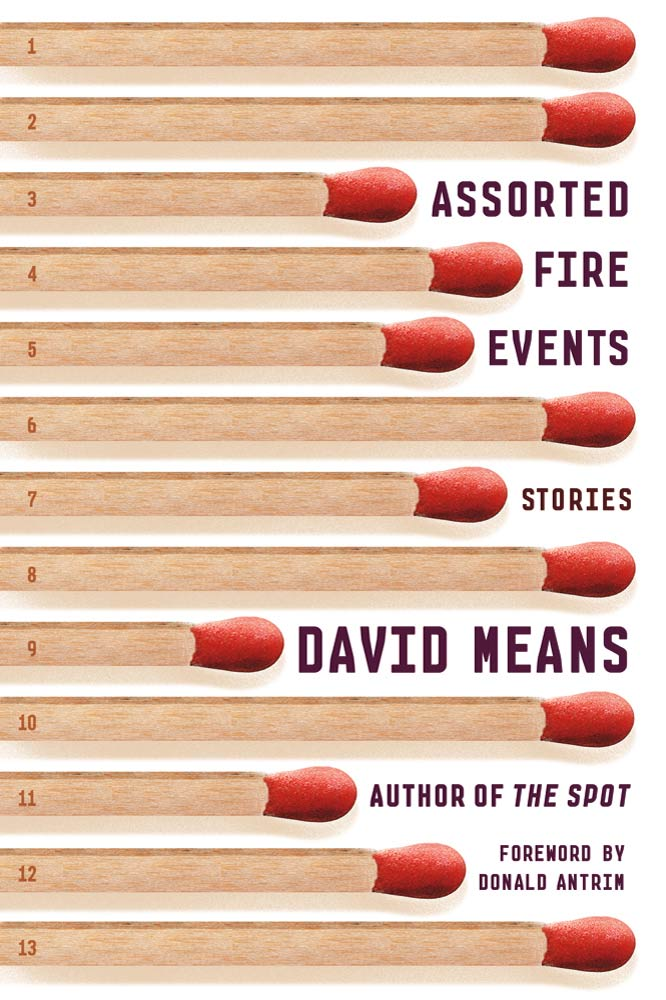 Assorted Fire Events By: David Means
