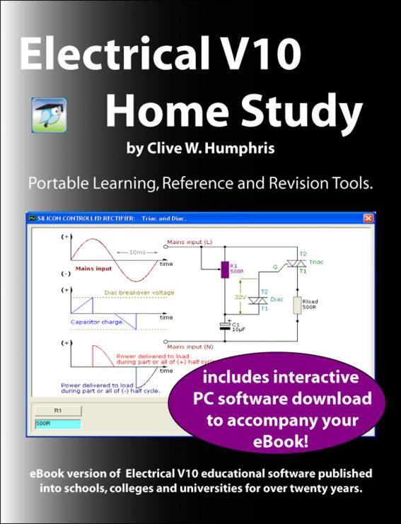 Electrical V10 Home Study By: Clive W. Humphris