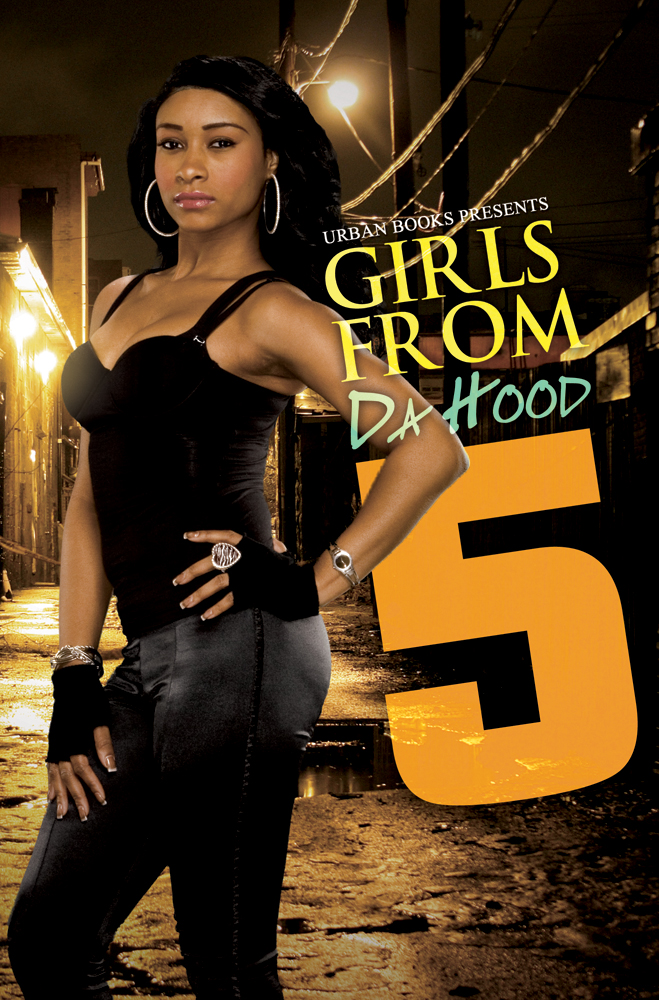 Girls From Da Hood 5 By: Brenda Hampton,Edd McNair,Keisha Ervin