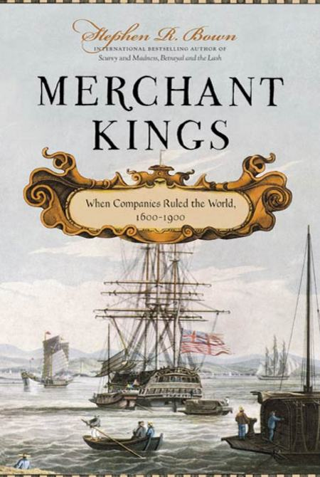 Book Cover: Merchant Kings